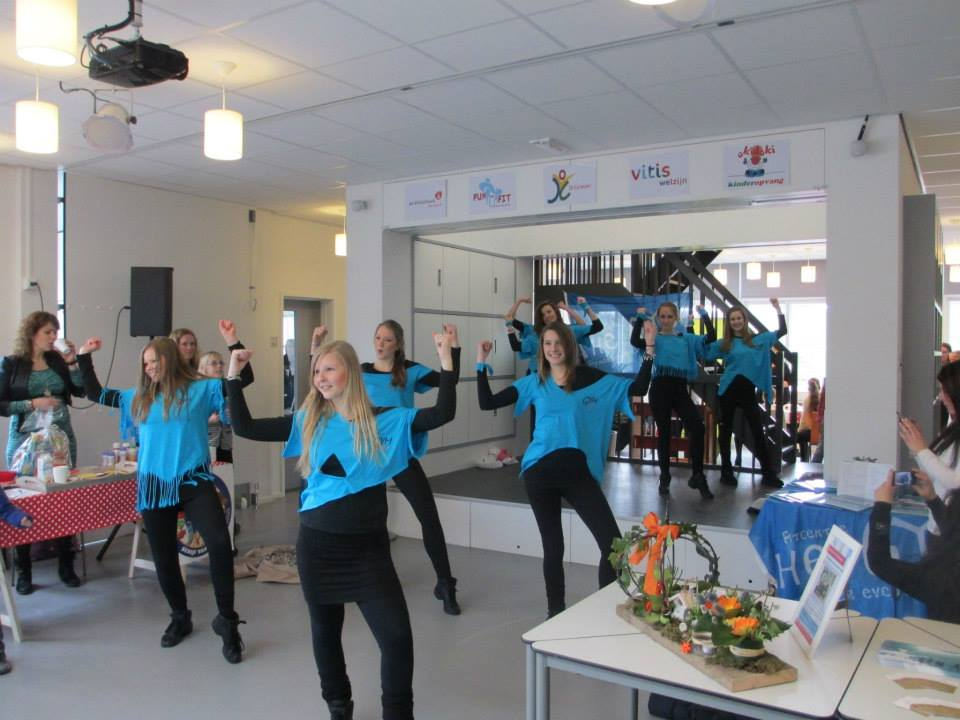 Flashmob de kreek