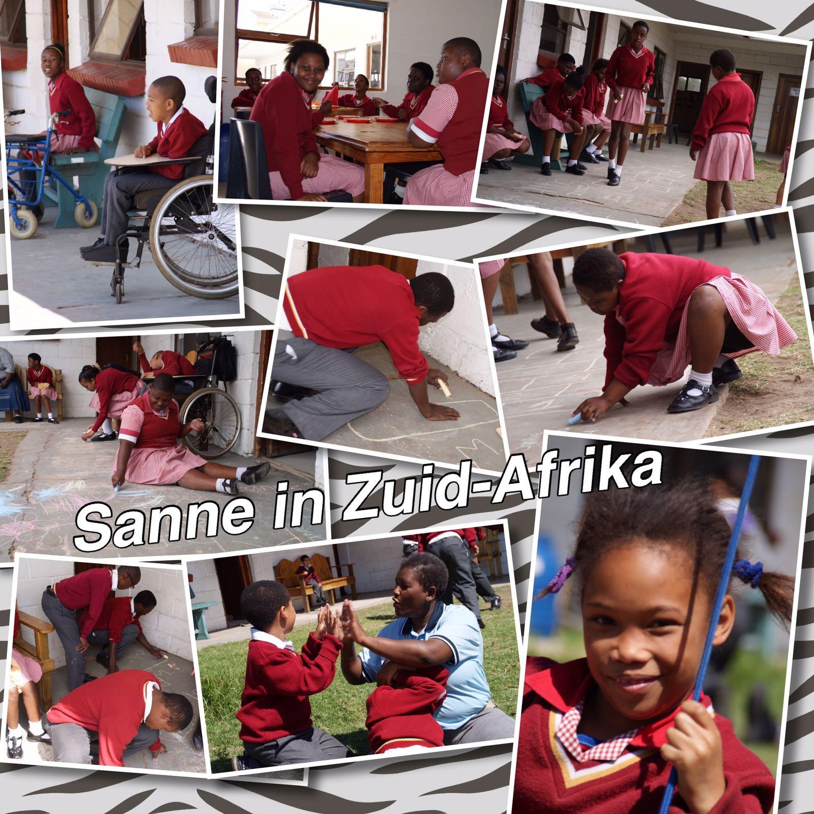 Sanne z afrika