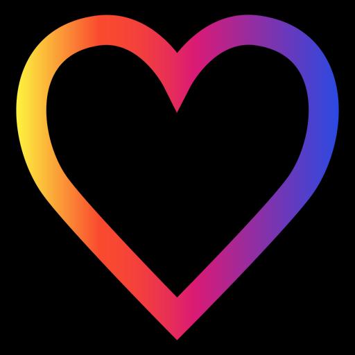 instagram hart