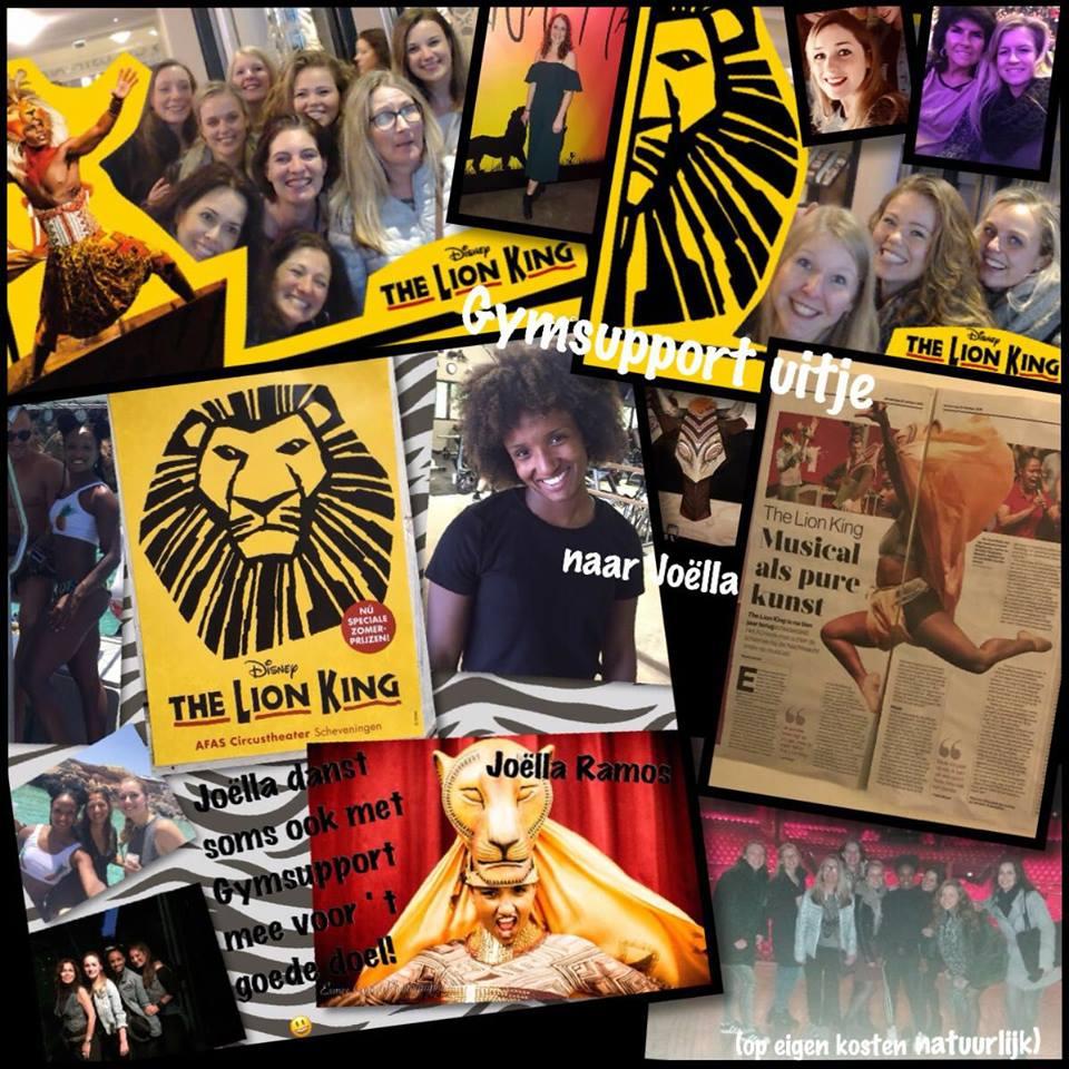 joella lion king