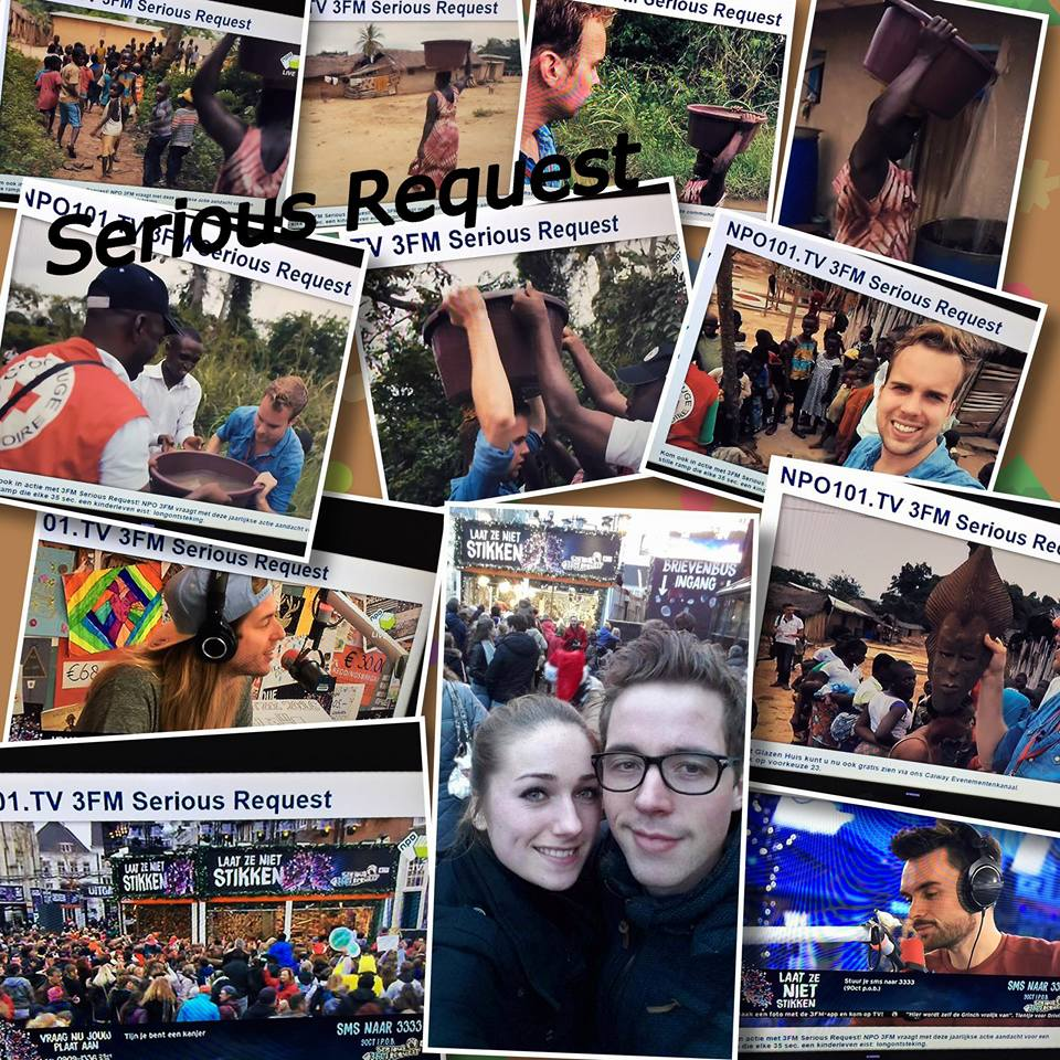 serious request 16