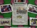Collage van Mike Barsaiyan. School in Kenia