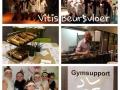 Op donderdag 30 oktober hebben the GYM-Fitness Dance Girls een spetterend optreden gegeven voor beursvloer Westland van Vitis Welzijn.
