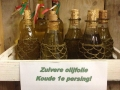 Koop een zuivere olijfolie voor een gezonde maaltijd. €3.50 komt geheel ten goede van Stichting GYM-Support!!
