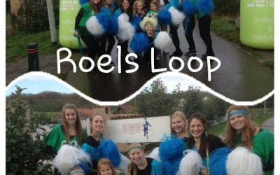 Gym – Support Girls voor Roels Loop