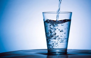 water-afvallen