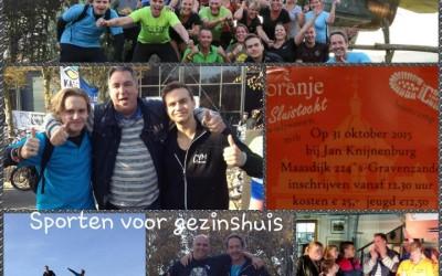 – Goede doel: Oranjesluis Tocht