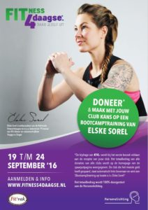 flyer fitness 4 daagse