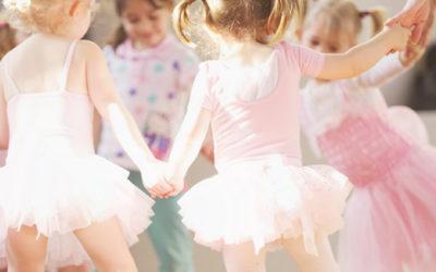– Nieuw: Ballet voor de allerkleinsten