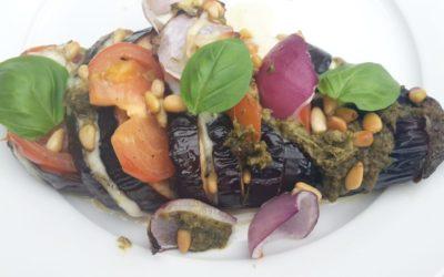 – Recept: Gevulde aubergine