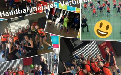 – Zumba Workout voor Handbal Vereniging Verburch