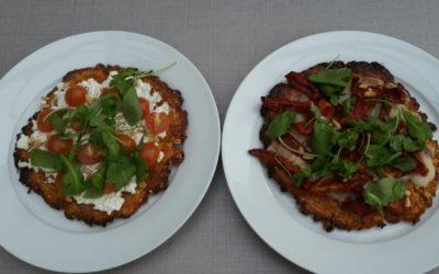 – Recept: Zoete aardappel pizza's