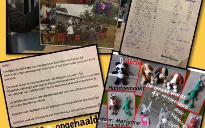 – Actie: Sleutelhangers voor Holland Barsaiyan School