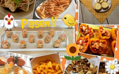 – Recept: Pasen!