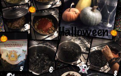 – Recept: Halloween Pasta!