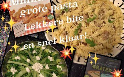 – Recept: Oud en Nieuw 2018