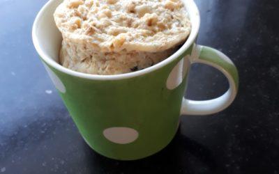 – Recept: Healthy Mug Cake