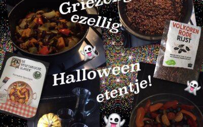 – Recept: Halloween 2019