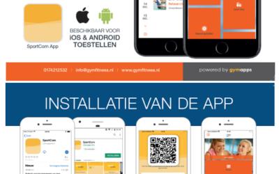 – Vernieuwde App!