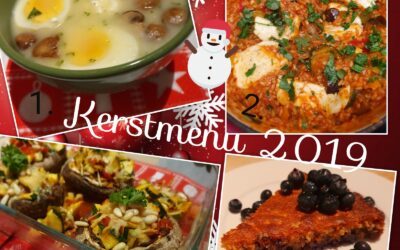 – Recept: Kerstmenu 2019