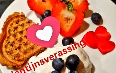 – Recept: Valentijnsverassing