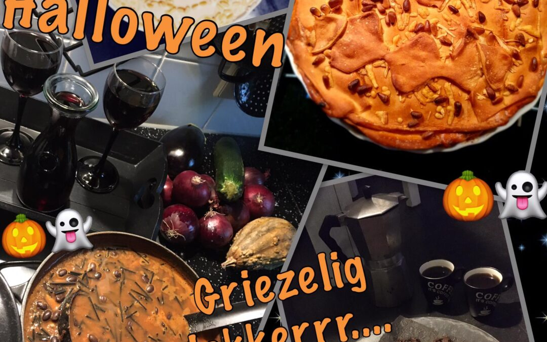 – Recept: Happy Halloween