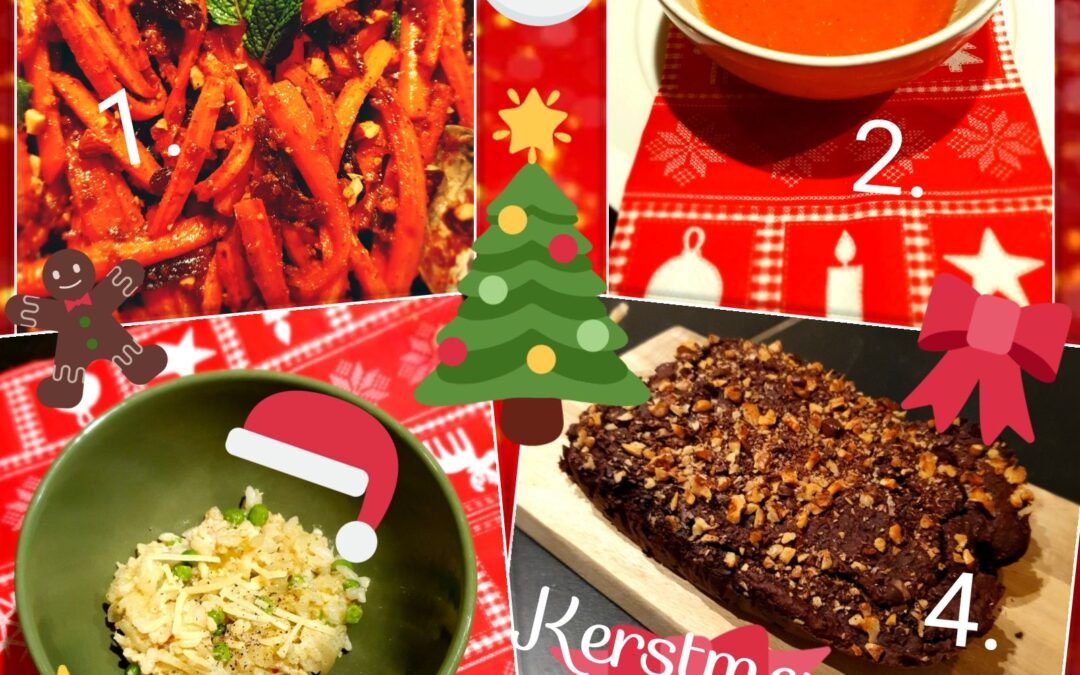 – Recept: Kerstmenu 2020